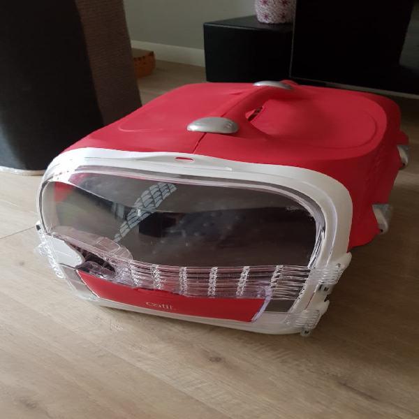 Transportín para gato