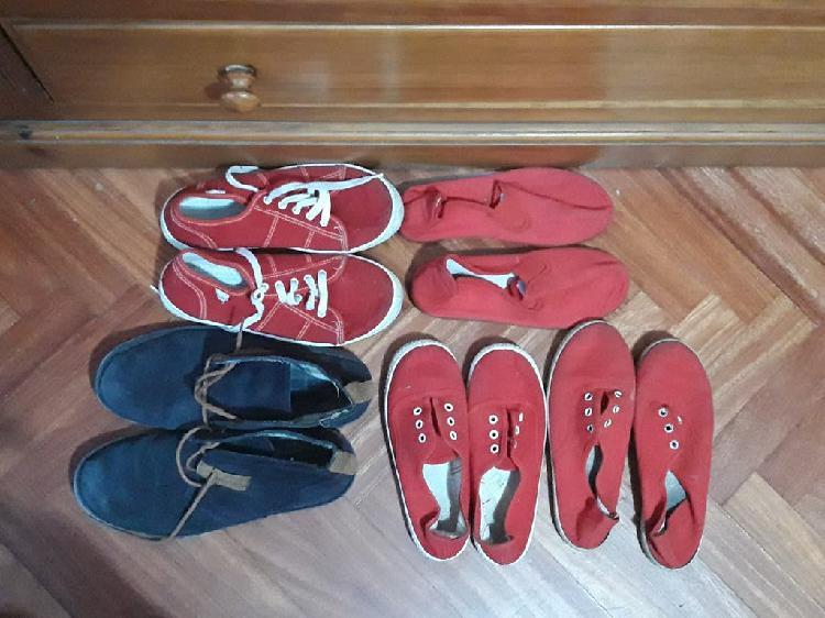 Zapatos tallas 30 a 35