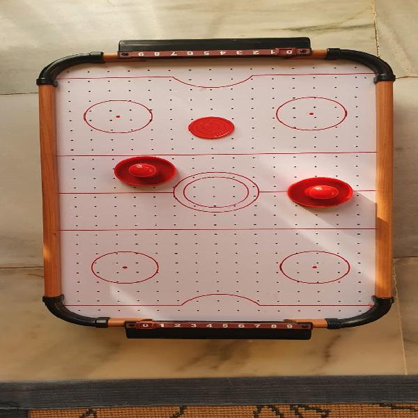 Air hockey mini