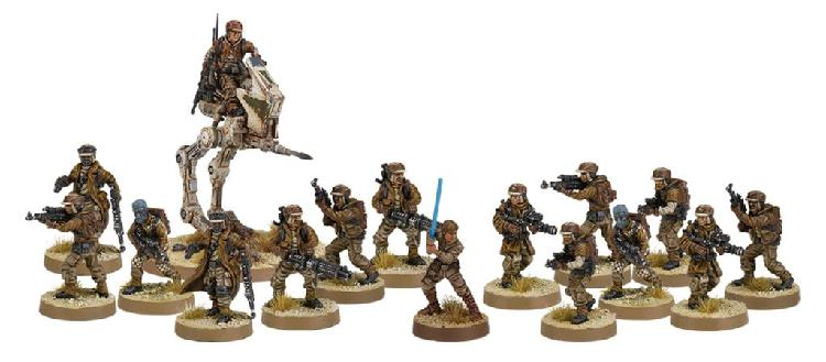 Core rebelde star wars legion