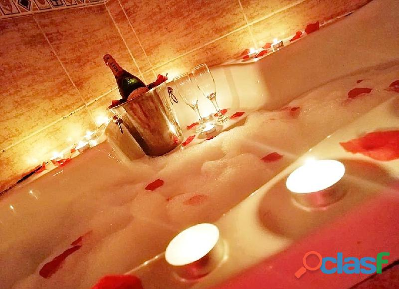 habitaciones romanticas discretas en alquiler