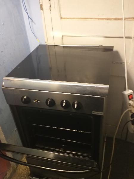 Horno cocina 4 fuegos