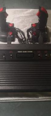 Atari video game system 208 juegos