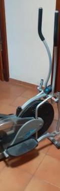Bicicleta elíptica orbitrek platinum