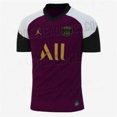 Nueva camiseta psg jordan 2020/2021