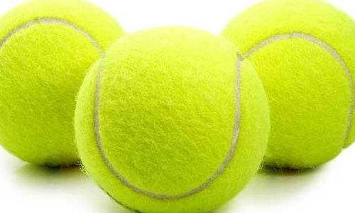 Recupero pelotas de pádel usadas