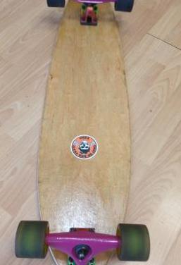 Surf skate dregs