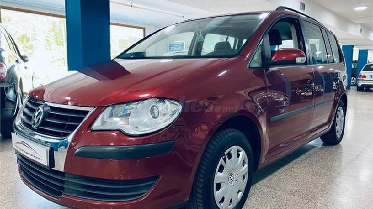 Volkswagen touran 1.9tdi edition 105