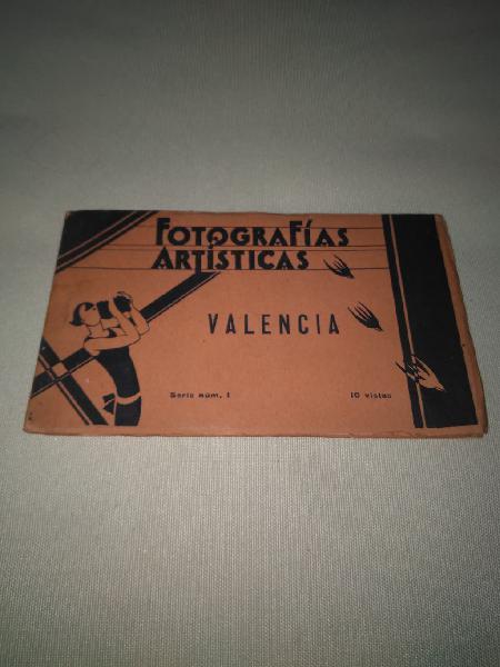 Block antiguas fotografías artísticas valencia