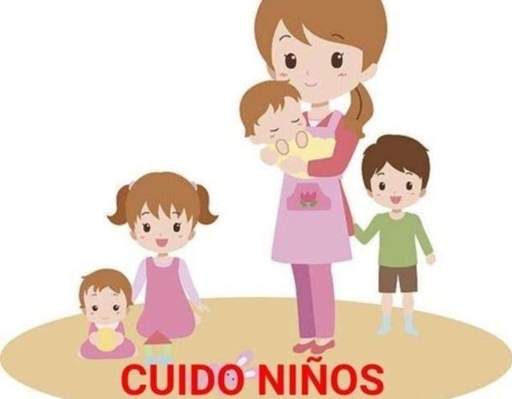 Cuidado de niños/limpieza