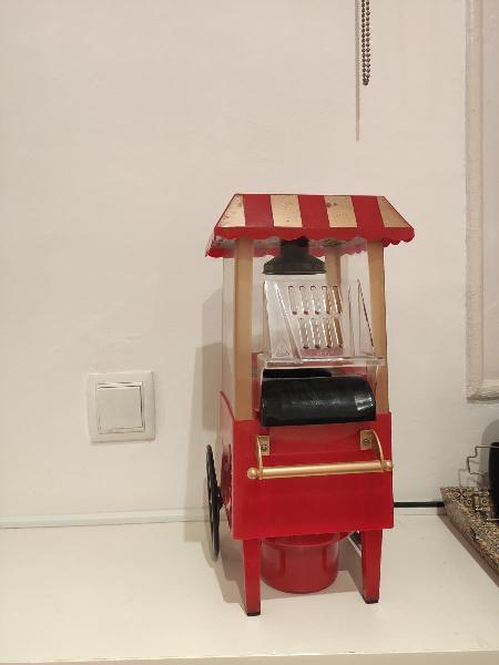 Gadgy vintage palomitero | maquina de palomitas |