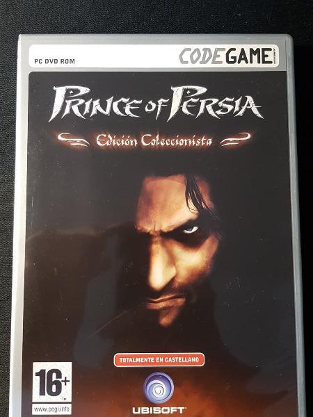 Juego pc - prince of persia