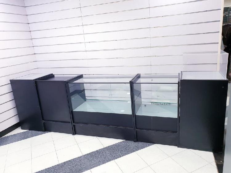 Liquidación¡¡¡ mostradores/ expositores tienda