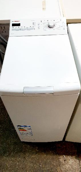 Lavadora carga superior bosch