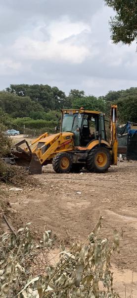 Maquinista , excavadoras por horas y presupuestos