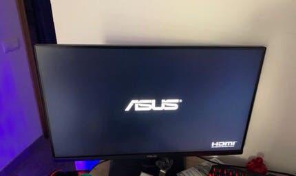 Monitor asus 4k hdr
