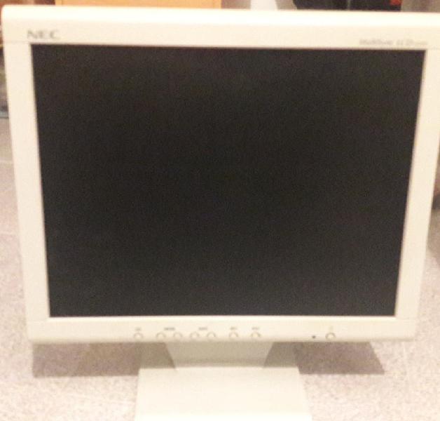 Monitor pc pantalla plana de 15 pulgadas