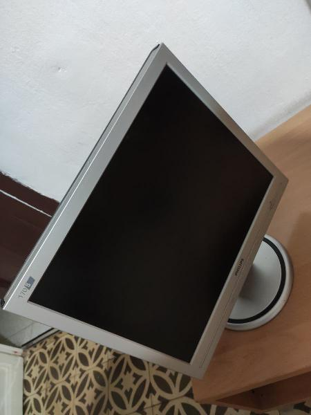 Monitor philips 170s5fs lcd