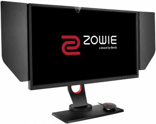 Monitor gaming de 240 hz benq zowie xl2546 esports