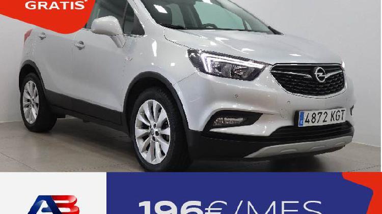 Opel mokka x 1.4t excellence 4x2 aut.
