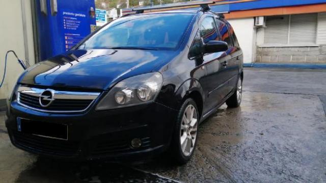 Opel zafira 1.9 cdti 150 cv sport '06