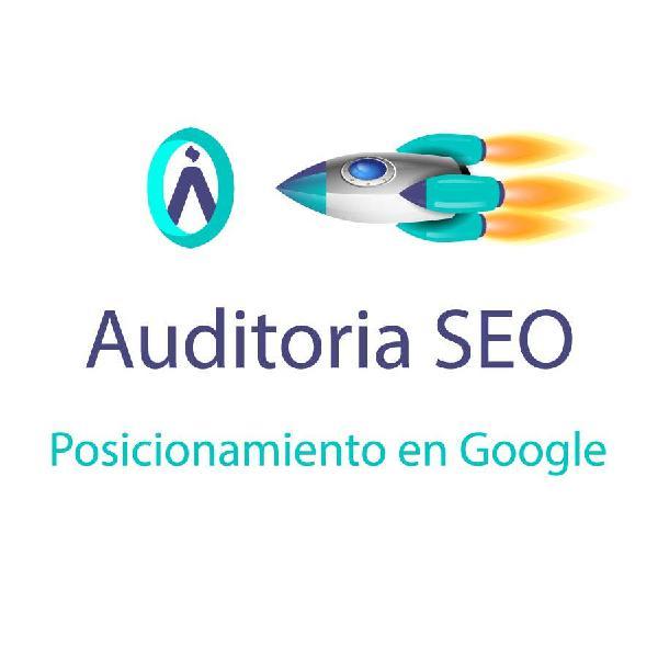 Posicionamiento web - auditoria seo