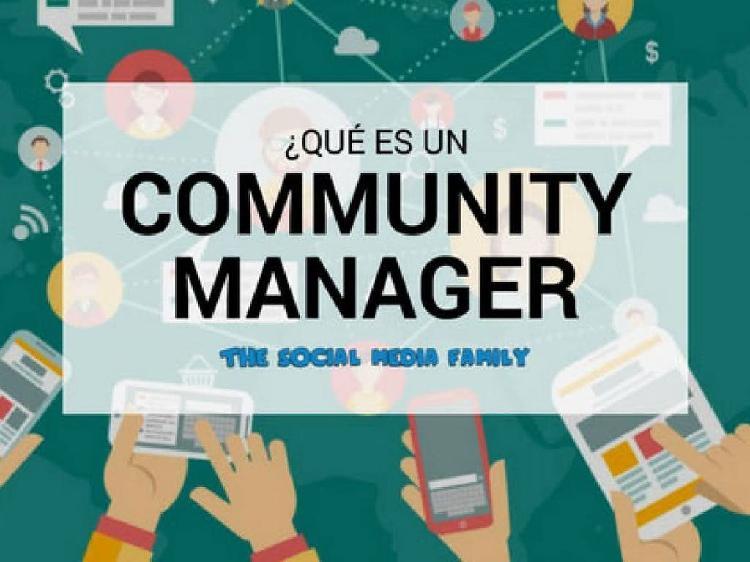 Community manager o página web