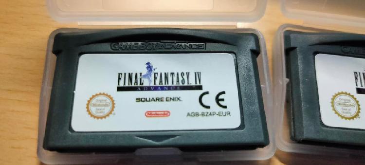 Final fantasy gba