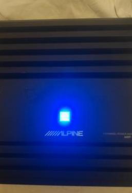 Alpine mrp f300