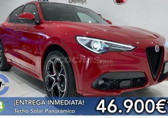 Alfa romeo stelvio 2.2 diesel 154kw 210cv veloce q