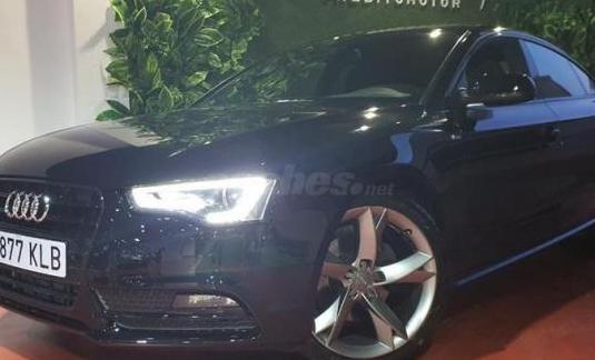 Audi a5 sportback s line 2.0 tdi clean 190 multi 5