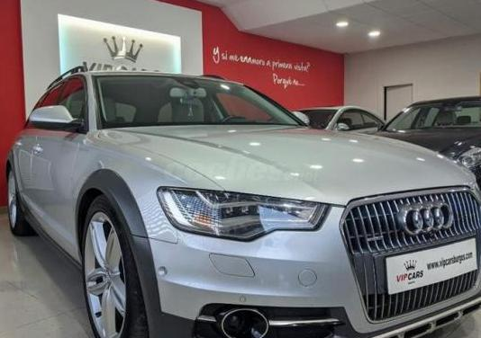 Audi a6 allroad quattro 3.0 bi tdi 313cv quattro t