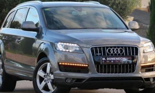 Audi q7 3.0 tdi 245cv quattro tiptronic ambiente 5