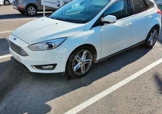 Ford focus 1.5 ecoboost ass 150v titanium 5p.