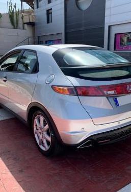 Honda civic 2.2 ictdi executive