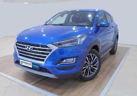 Hyundai tucson tucson fl tgdi 1.6 177 cv 4x2 dct t