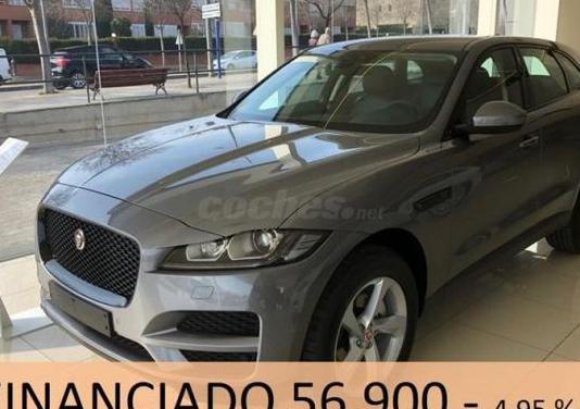Jaguar fpace 2.0l i4d 132kw prestige auto 5p.