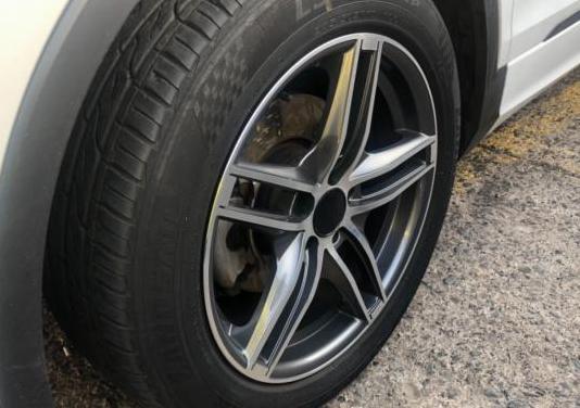 Llantas 18 pulgadas 5x112 con neumáticos