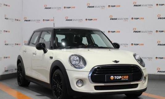 Mini mini cooper 5 puertas automatico 5p.