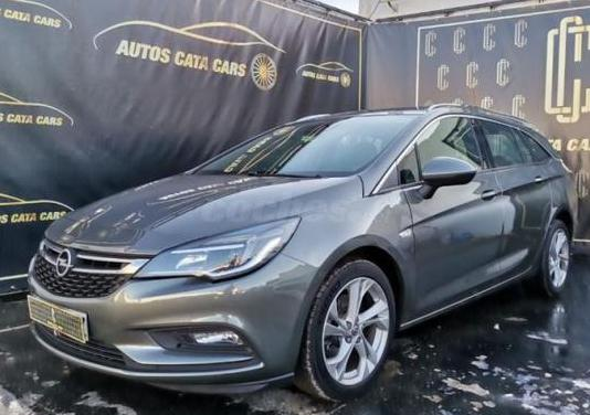 Opel astra 1.6 cdti ss 100kw 136cv excellence st 5