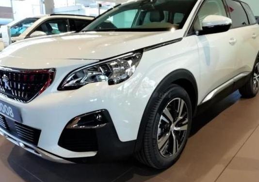 Peugeot 5008 allure 1.2l puretech 96kw 130cv ss 5p