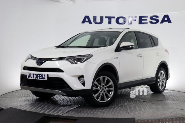 Toyota rav 4 2.5 hybrid 4wd 197cv executive auto 5p