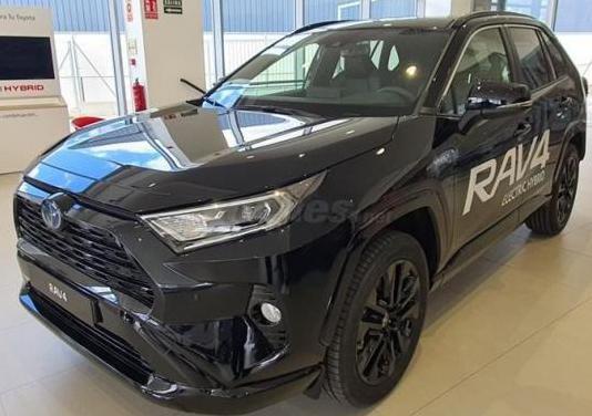 Toyota rav4 2.5l 220h black edition 5p.