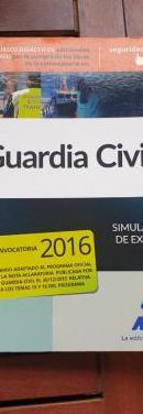 Test oposicion guardia civil