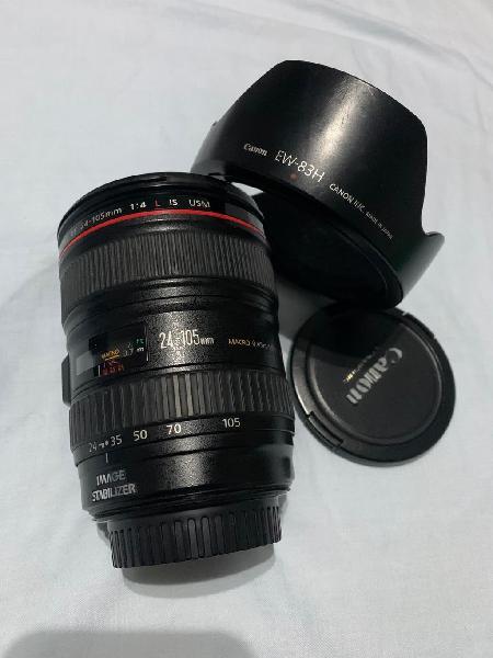 Canon EF 24-105mm f4 L