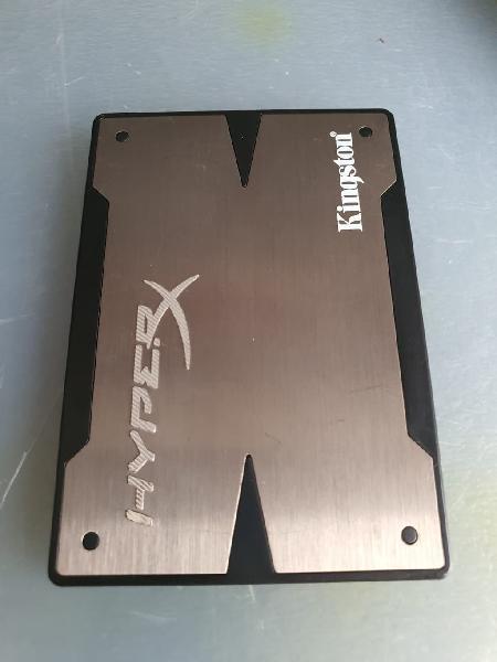 Discos ssd kingston hyperx 120gb