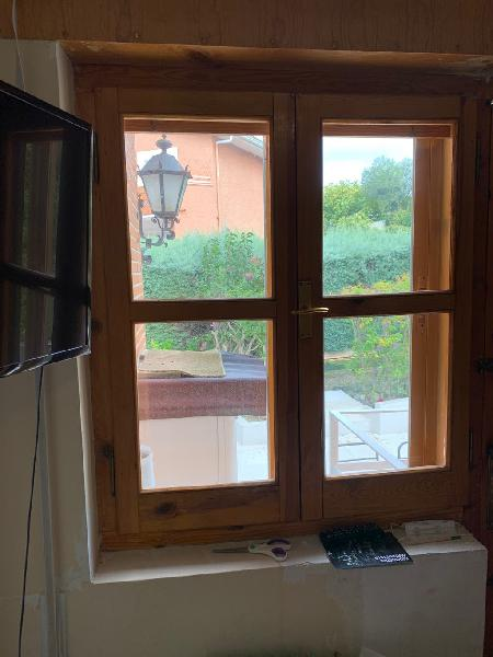 Dobles ventanas exteriores
