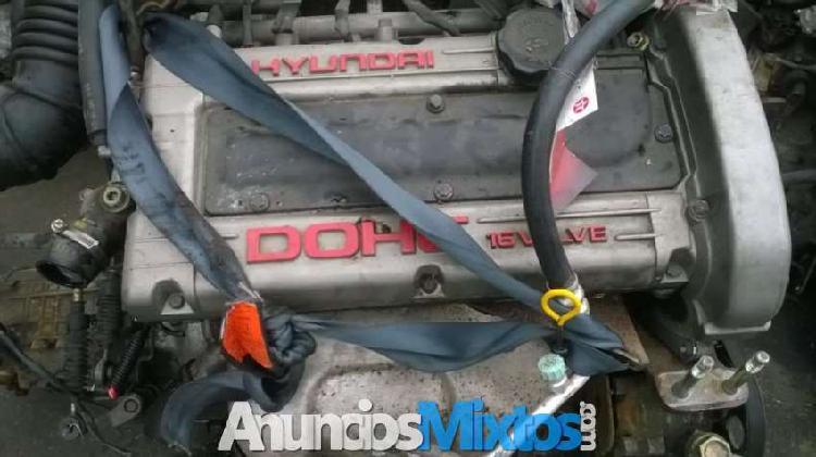 Motor hyundai sonata 2.0 gasolina