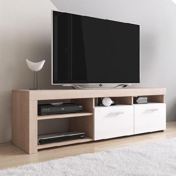 Mueble basico moderno de televisión para salon
