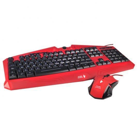 Pack teclado y ratón tacens mars gaming vulcano
